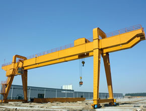 MG Double Girder Gantry Crane